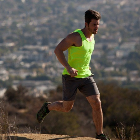 Runyon Canyon Apparel Mens Neon Ultra Tank