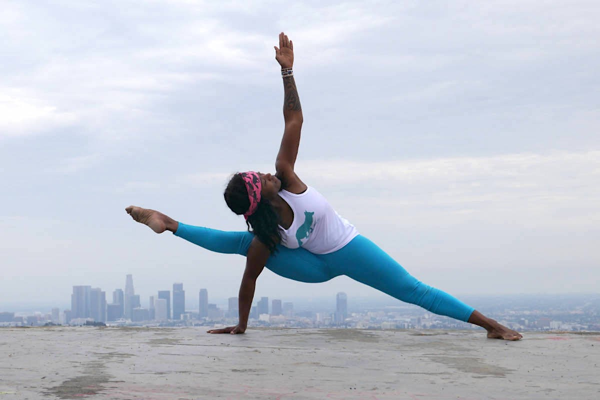American Made In USA Womens Performance Apparel Yoga Fitness Activewear Runyon Canyon Apparel