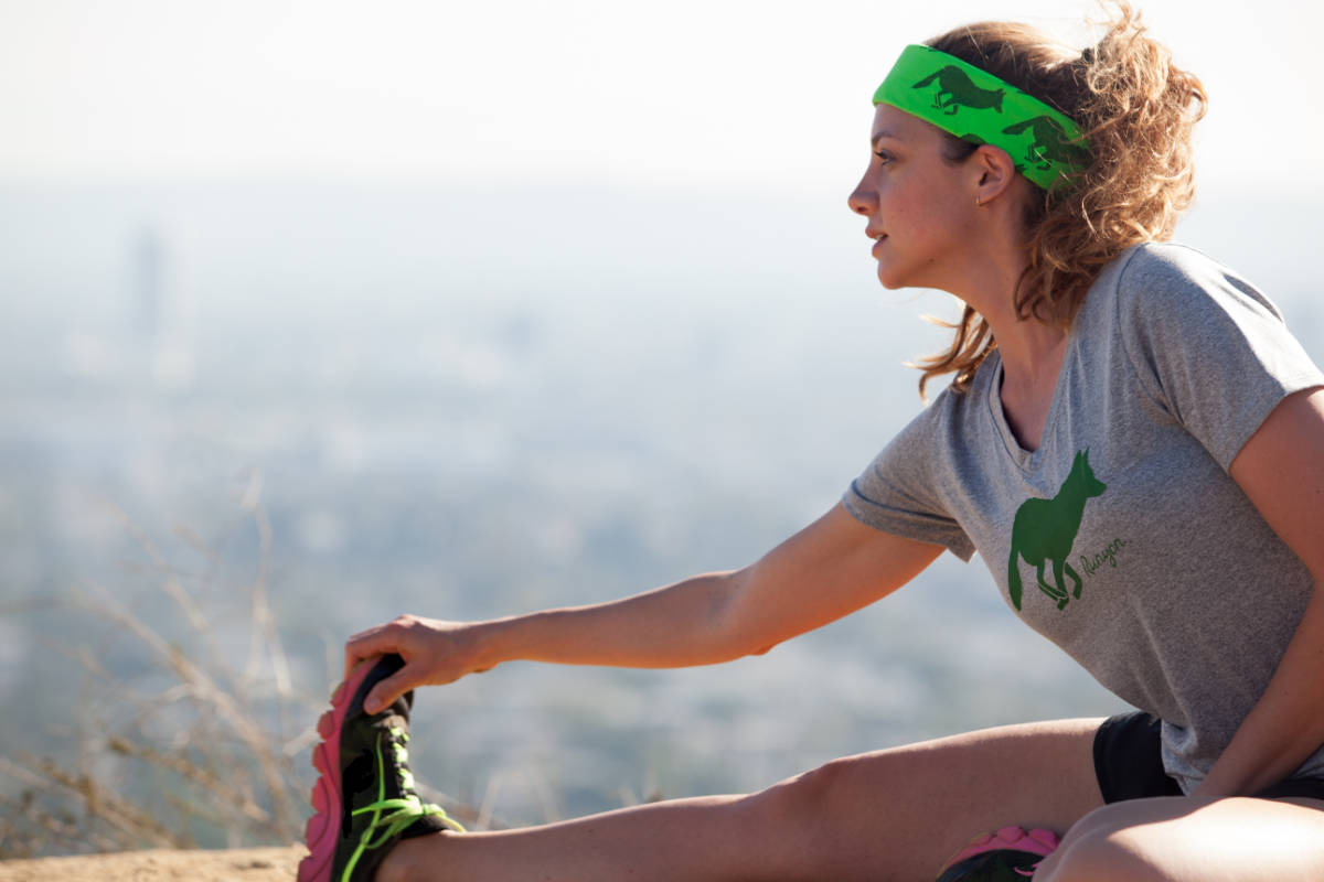 American Made In USA Womens Running Clothing Trail Fitness Performance Apparel