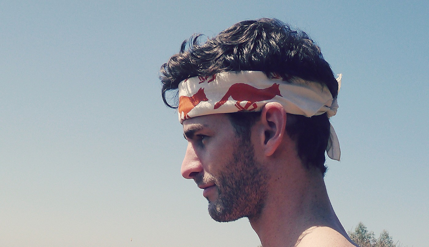 Runyon American Made In USA Bandanas Hiking Running Outdoor Fitness