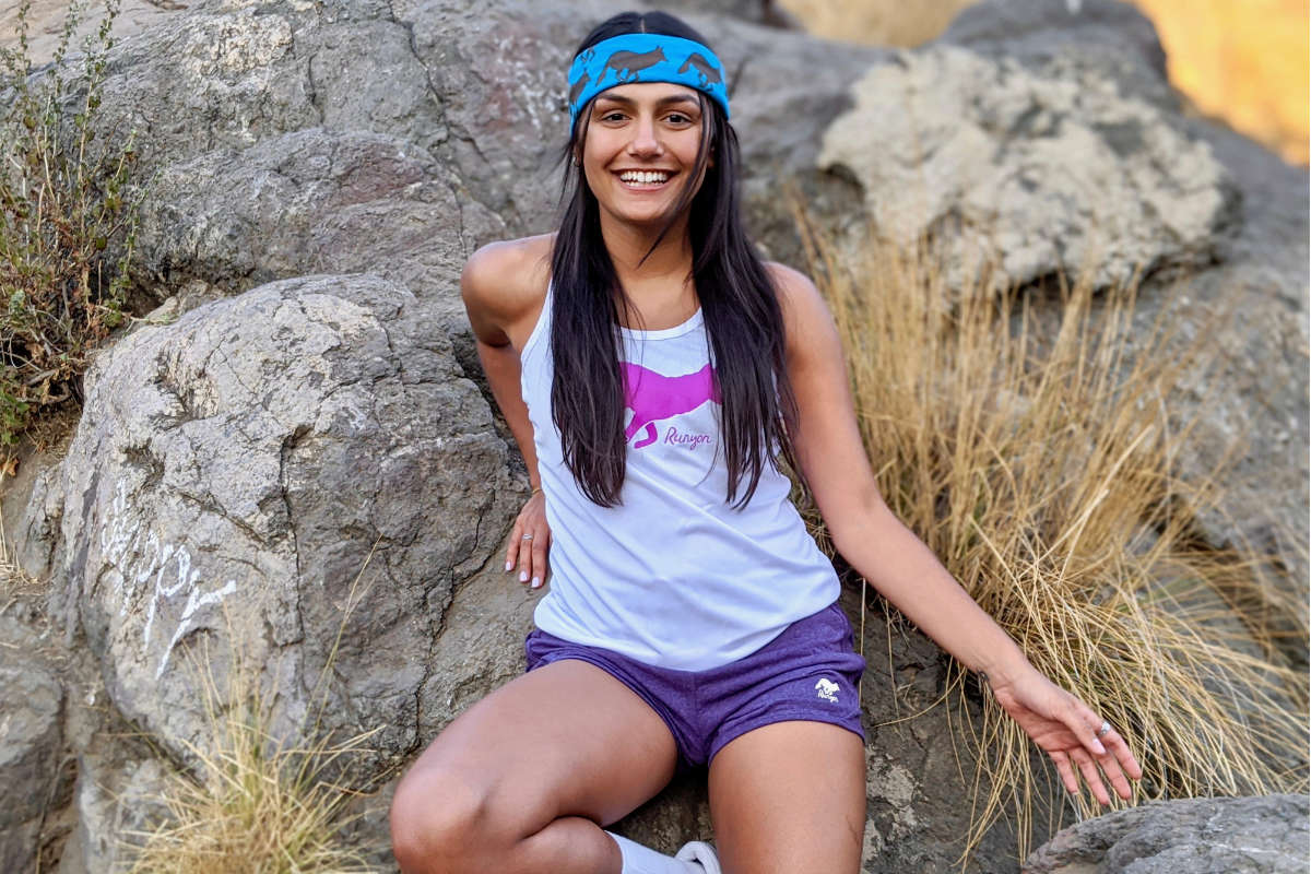 Runyon Canyon Apparel Womens Performance Activewear Fitnesswear Made In The USA