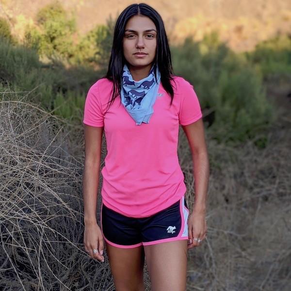 Runyon Canyon Apparel Hot Pink Training Shirt