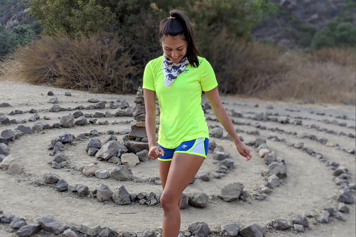 Runyon Canyon Apparel Womens Fitness Shorts