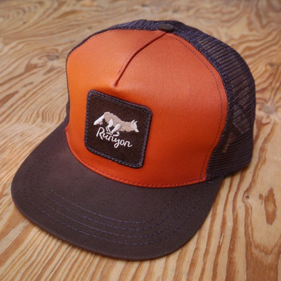 Runyon Canyon Apparel Flat Bill Trucker Made In USA