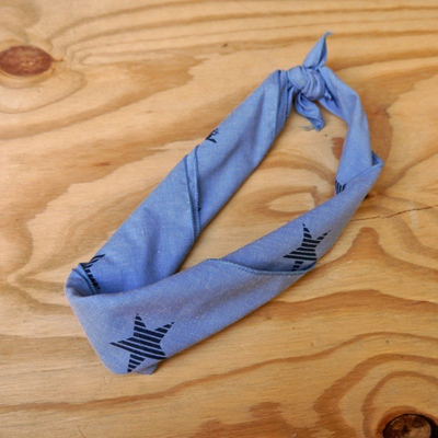 Runyon Canyon Apparel Signature Star Spangled Bandana Made In USA