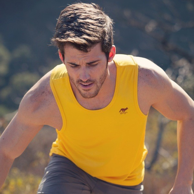 Runyon Canyon Apparel Golden Performance Power Tank