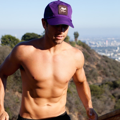 Runyon Canyon Apparel Justin Bird Millionaire Matchmaker Bravo TV Made In USA Trucker Hat