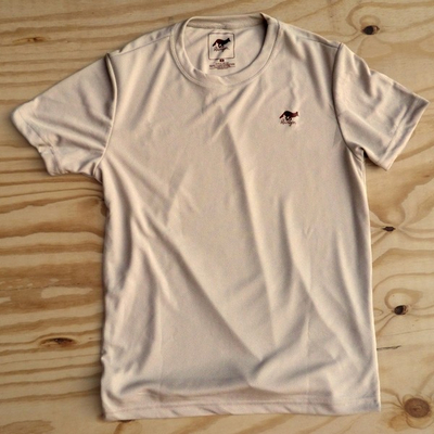 Runyon Canyon Apparel Mens Natural Performance Trail Shirt Made In USA