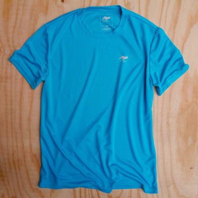 Runyon Canyon Apparel Mens Turqoise Trail Shirt Made In USA