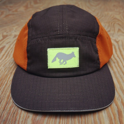 Runyon Canyon Apparel Rad Reflective Burnt Woods Performance Camp Hat Made In The USA