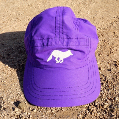 Runyon Canyon Apparel Purple Performance Trail Cap Made In USA