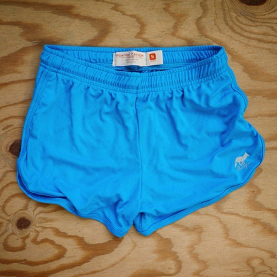 Runyon Canyon Apparel Womens Totally Amazing Basic Training Running Shorts - Made In USA