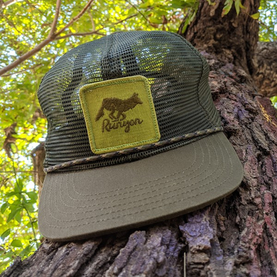 Runyon Canyon Apparel Pine Forester Reflective Tracer Trucker Hat