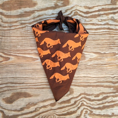 Runyon Canyon Apparel Woodsy Bandana Made In USA