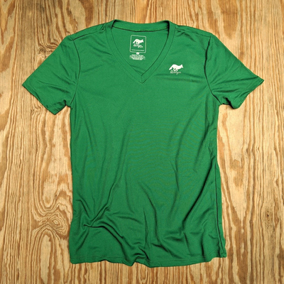Runyon Canyon Apparel Women's Clover Performance Trail Shirt Made In USA